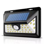 Reflector Solar con sensor de movimiento Smartec