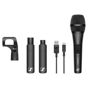 Sennheiser XSW-D Vocal Sistema de Microfono Inalámbrico de 2.4 Ghz