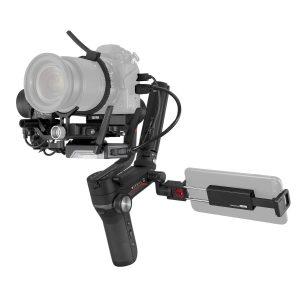 Weebill S Combo PRO Estabilizador de 3 ejes para cámara DSLR