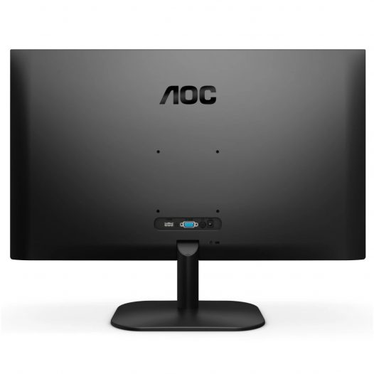 "Monitor Led AOC 24B2XH 23.8"" 1920x1080 HDMI IPS 8ms"