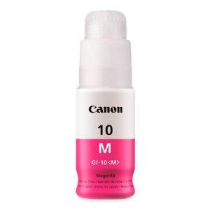 Botella de tinta Canon GI-10M Magenta