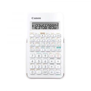 Calculadora Canon F-605 HB Color Blanco