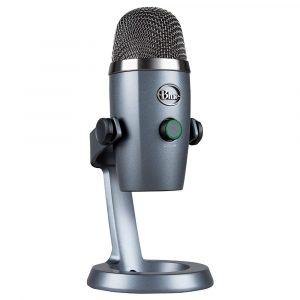 Micrófono Blue Yeti Nano para Computadora Gris