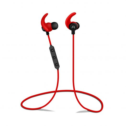 Auriculares Ultimate Sound Fit Argom Rojos
