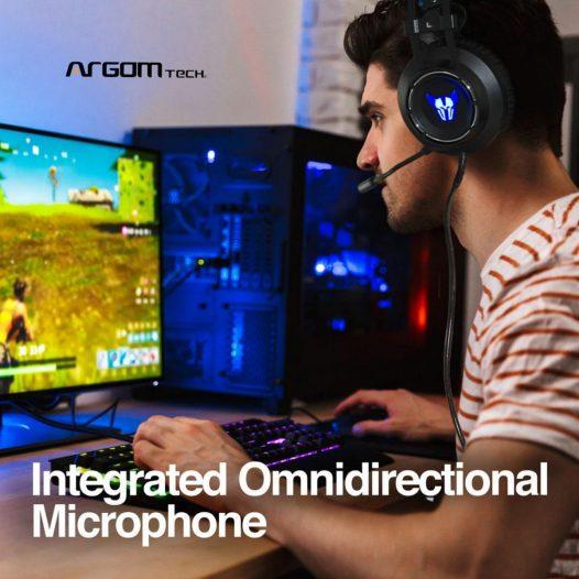 Audífonos Gaming Combat HS46 Argom