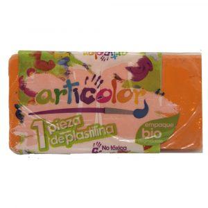Plastilina color Naranja 180g Articolor