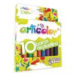 Barras de Plastilina Cajita 10 colores Articolor