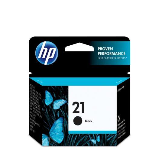 Cartucho de tinta HP 21 negra Original