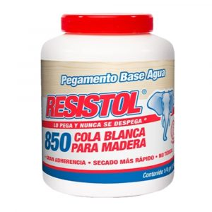Cola Blanca para Madera 1/4 Galón  Resistol 850