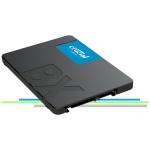 """Unidad De Estado Solido (SSD) SATA BX500 240GB de 2.5"""""""