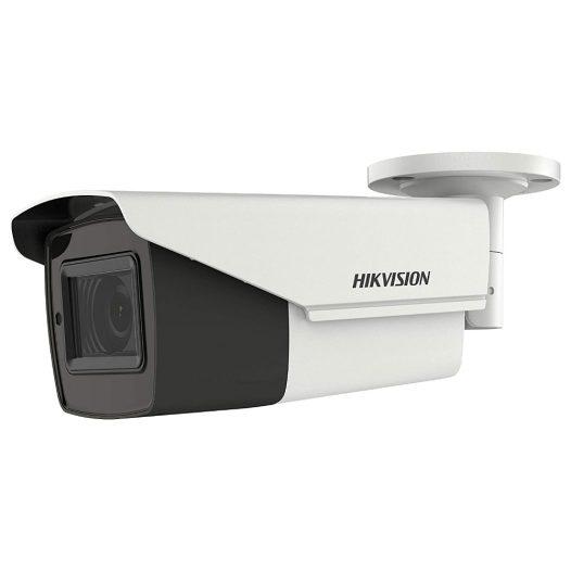 Cámara para Videovigilancia Tipo Bullet Varifocal Motorizada de 5 MP Hilook