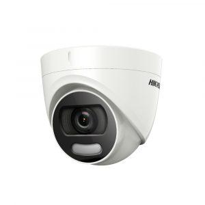 Cámara para Videovigilancia Tipo Domo Hikvision ColorVu de 2 MP