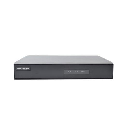 DVR de 4 canales 1080p Lite 1U H.264 Negro Hikvision