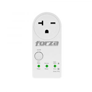 Protector de Voltaje Forza Blanco FVP-4402B