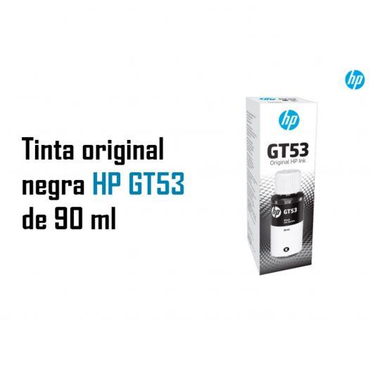 Refil de tinta negra HP #GT53