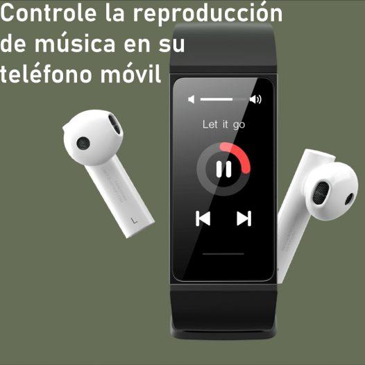 Xiaomi Mi Band 4C Negro