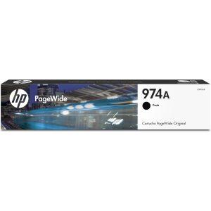 Cartucho HP #974 Color Negro L0R96AL