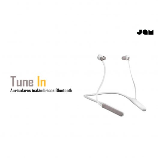 Sintonizar Auriculares Inalámbricos Bluetooth HX-EPC202 Color Soda con Helado