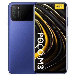 Xiaomi Poco M3 4GB RAM 64GB ROM Azul