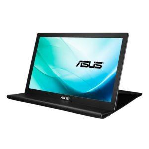 """Monitor portátil ASUS MB169B +: 15,6 """"FHD (1920 x 1080), alimentado por USB, IPS, ultra delgado, giratorio automático"""