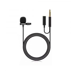 Micrófono de Solapa para Celular Plug 3.5mm Lavalier