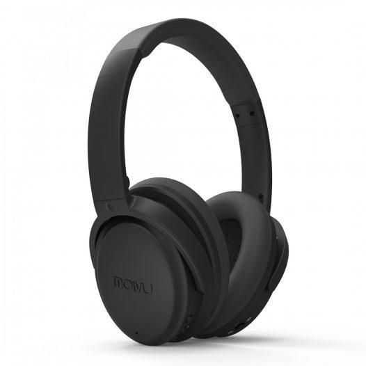 Audífonos Bluetooth Molvu Y Negro