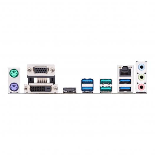 Placa base AMD AM4 mATX con encabezado Aura Sync RGB, DDR4 4400MHz, M.2, HDMI 2.0b, SATA 6Gbps y USB 3.1 Gen 2