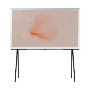 "Televisor Samsung Smart TV Serif LS01T 55"" 4K"