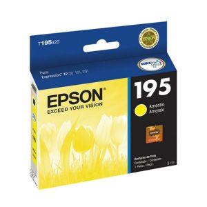 Cartucho de Tinta Amarillo Epson T195420-AL