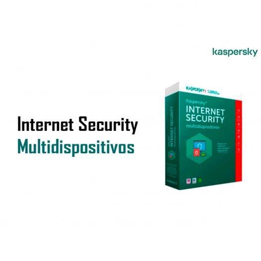 Kaspersky Internet Security 1 Usuario para 1 año