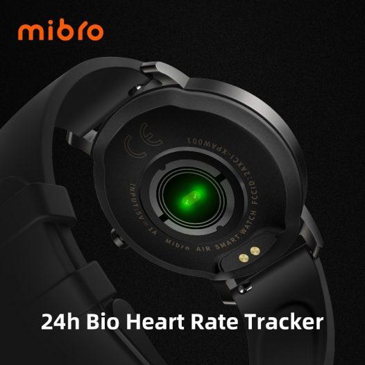 Xiaomi Mibro Air Reloj Inteligente Negro