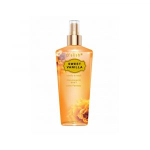 Sweet Vanilla Love Fantasy Fragrance Mist 125 ML