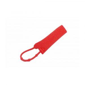 Base de Hule para Brillo Labial Color Rojo