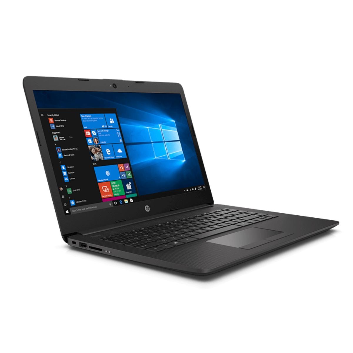 "Laptop HP 240 G7 i3-1005G1 4GB RAM + 1TB 14"" Win10 Home - Kemik Guatemala"