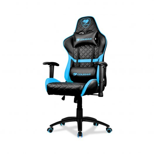 Cougar Gaming Armor One Sky Blue + Alfombra Command