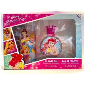 Set Princess Spay Natural + Gel de Ducha
