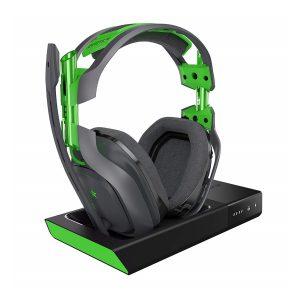 Audífonos Gaming Inalámbricos Astro Gaming A50 Verde para Xbox One y PC
