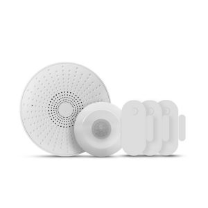 Kit de Inicio de Seguridad Inteligente para el hogar Nexxt AHBWPMO4U1