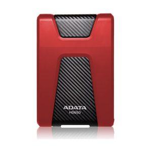 """ADATA Disco Duro Externo HD650 1TB 2.5"""" USB 3.2 color Rojo"""