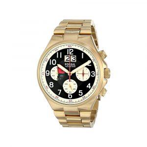 Fossil CH2911 Reloj Analogico Dorado