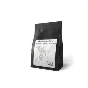 Café Molido Chica Bean Tueste Oscuro (Dark Roast)