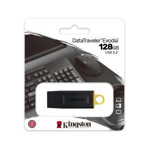 Data Traveler Exodia Memoria USB 3.2 128GB