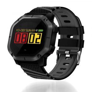 Reloj inteligente K5 Plus Negro con gris