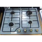 Estufa de mesa de Lujo de 4 hornillas Marca Premiere By ABM