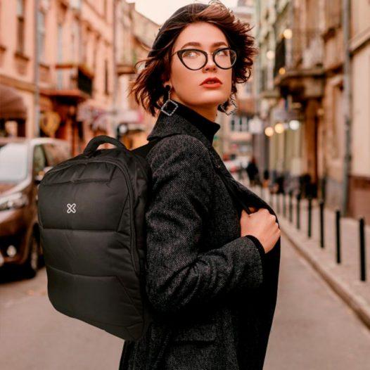 "Mochila para Laptop de hasta 15.6"" Klip Xtreme Monaco Rosado"