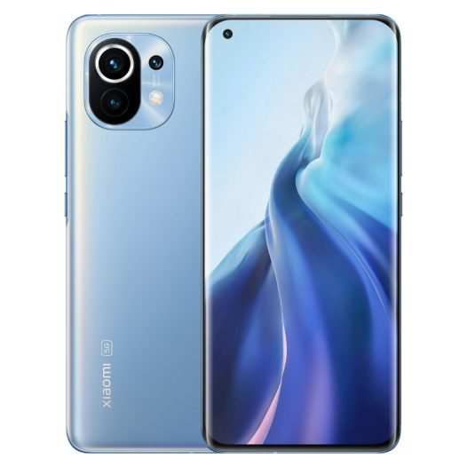 Xiaomi Mi 11 8GB RAM + 128GB ROM Azul Liberado DualSIM GLOBAL
