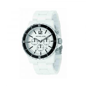 Michael Kors MK8127 Reloj Para Caballero Blanco