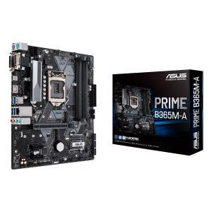 Tarjeta Madre Asus Prime B365M-A LGA1151 Micro ATX
