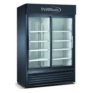 Premium Refrigerador vertical de 45 pies³