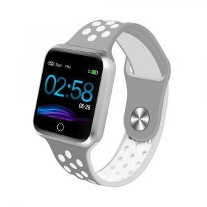 Reloj Inteligente Sportz Gris con Blanco